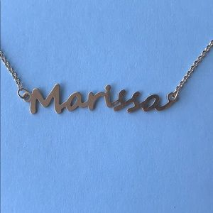 Jewelry - MARISSA necklace 925 Goldfilled
